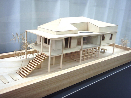 Model Building John 39 S School Site