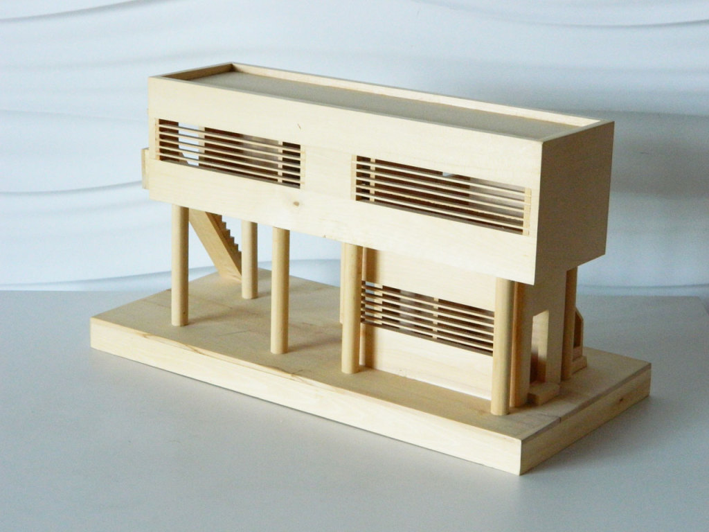 architectural house models